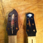 Headstock Inlays